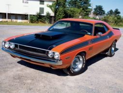 1970 CHALLENGER T/A COMPLETE STRIPE/DECAL KIT
