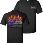 Chevy Flame Shirts tdc-159