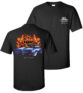 Chevy Flame Shirts tdc-174