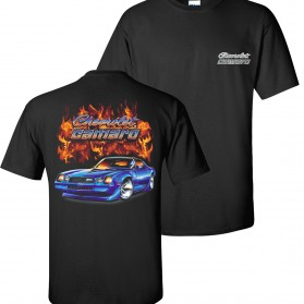 Chevy Flame Shirts tdc-182