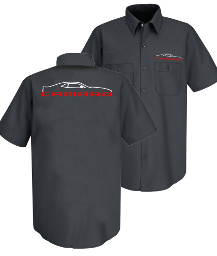 Mechanic Shirts ms-100