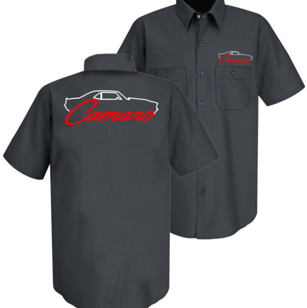 Mechanic Shirts ms-101