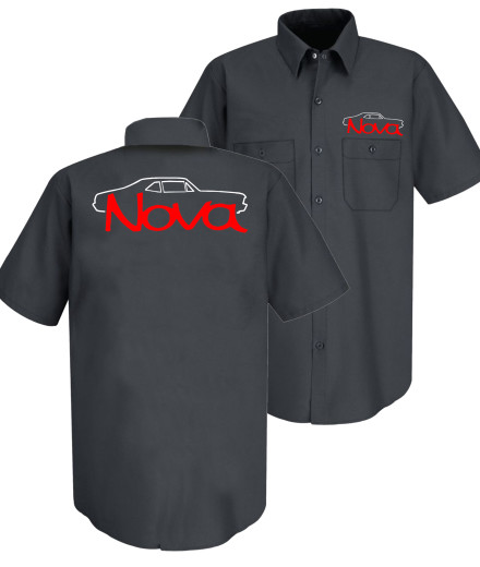 Mechanic Shirts ms-102
