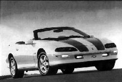 1993-1997 Camaro 30th Anniversary Stripe Kit