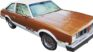 1978-79 Olds 442 stripe/decal kit